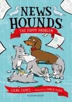 News Hounds: The Puppy Problem (Paperback)