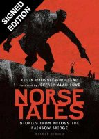 Norse Tales: Stories from Across the Rainbow Bridge: Signed Edition - Walker Studio (Hardback)