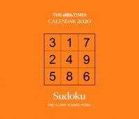 2020 The Times Sudoku Boxed Calendar