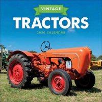 2020 Vintage Tractor Wall Calendar