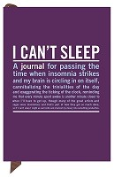 Knock Knock I Can`t Sleep Mini Inner Truth Journal