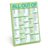 Knock Knock All Out Of Magnetic Classic Pad