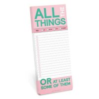 Knock Knock All The Things Make-A-List Pads