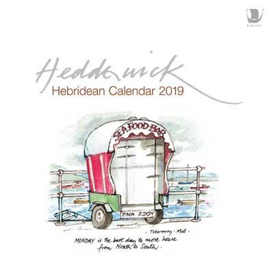 2019 Hebridean Wall Calendar