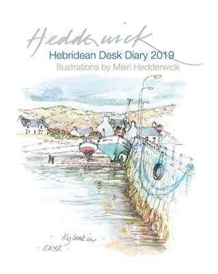 Hebridean Desk Diary 2019