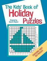 The Kids' Book Of Holiday Puzzles (Paperback)