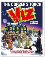 Viz Annual 2022: The Copper's Torch (Hardback)