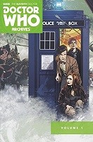 Doctor Who Archives: The Eleventh Doctor Vol. 1 - Doctor Who: The Eleventh Doctor Archives 1 (Paperback)