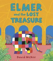 Elmer and the Lost Treasure - Elmer Picture Books (Paperback)
