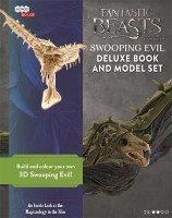 IncrediBuilds - Fantastic Beasts - Swooping Evil: Deluxe model and book set - Harry Potter (Hardback)