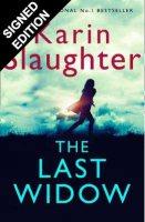 The Last Widow: Signed Edition (Hardback)