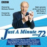 Just a Minute: Series 72: All eight episodes of the 72nd radio series (CD-Audio)