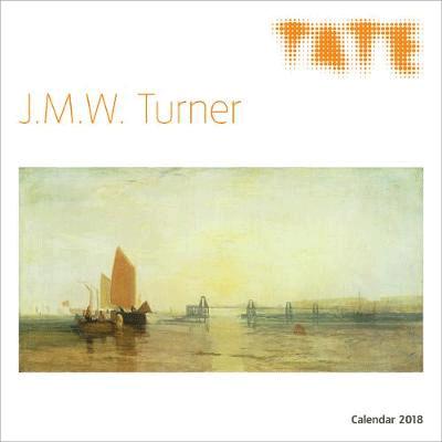 Tate - J.M.W. Turner Wall Calendar 2018 (Art Calendar)
