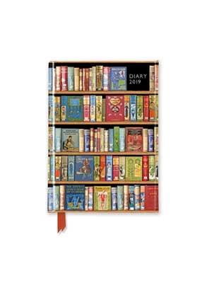 Bodleian Libraries - Bookshelves Pocket Diary 2019