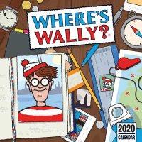 2020 Wheres Wally Wall Calendar