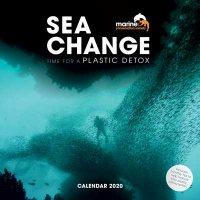 2020 Marine Conservation Society - Less Plastic Wall Calendar