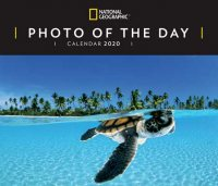 2020 Photo Of The Day National Geographic Boxed Calendar