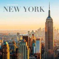 2020 New York Wall Calendar
