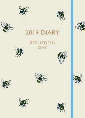 Cath Kidston Bumble Bee Pocket Diary 2019