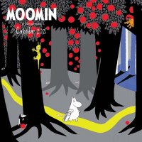 2021 Moomin By Tove Jansson Wall Calendar