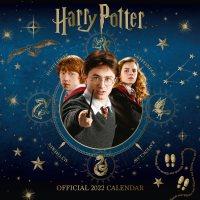 Harry Potter Wall Calendar 2022
