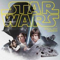 Star Wars Wall Calendar 2022