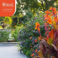 Royal Horticultural Society 2021 Calendar - Official Square Wall Format Calendar