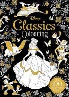 Disney Classics Colouring (Paperback)