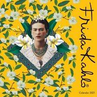 Frida Kahlo Mini Wall calendar 2021 (Art Calendar)