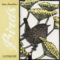 Chris Pendleton's Birds Mini Wall calendar 2021 (Art Calendar)