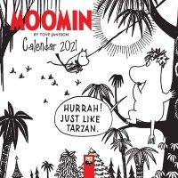 2021 Moomin By Tove Jansson Mini Wall Calendar