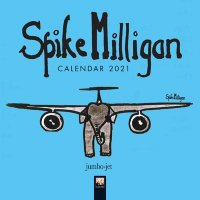 Spike Milligan Mini Wall calendar 2021 (Art Calendar)