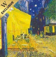 Adult Jigsaw Puzzle Vincent van Gogh: Cafe Terrace (500 pieces)
