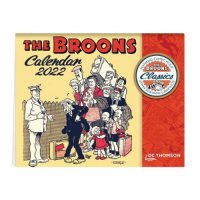 2022 The Broons Wall Calendar