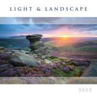 2022 Light And Landscape Wall Calendar