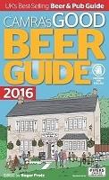 Camra's Good Beer Guide 2016 (Paperback)