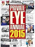 Private Eye Annual 2015 (Hardback)