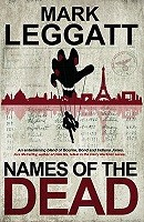 Names of the Dead (Paperback)