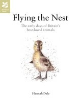Flying the Nest: The early days of Britain's best-loved animals - National Trust Art & Illustration (Hardback)