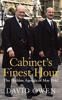 Cabinet's Finest Hour: The Hidden Agenda of May 1940 (Hardback)