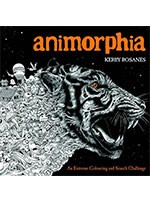 Animorphia: An Extreme Colouring and Search Challenge (Paperback)