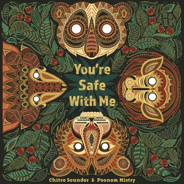 You're Safe With Me (Hardback)