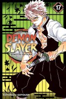 Demon Slayer: Kimetsu no Yaiba, Vol. 17 - Demon Slayer: Kimetsu no Yaiba 17 (Paperback)