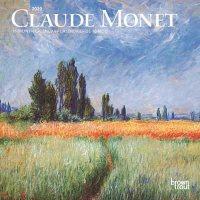 2020 Claude Monet Mini Wall Calendar