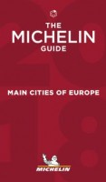 Main cities of Europe 2018 The Michelin Guide 2018