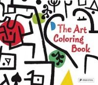 Art Coloring Book (Paperback)