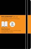 Moleskine Soft Cover Pocket Ruled Notebook