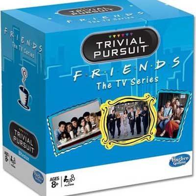 Friends Trivial Pursuit Bitesize