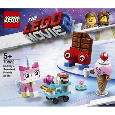 LEGO (R) Unikitty's Sweetest Friends Ever: 70822
