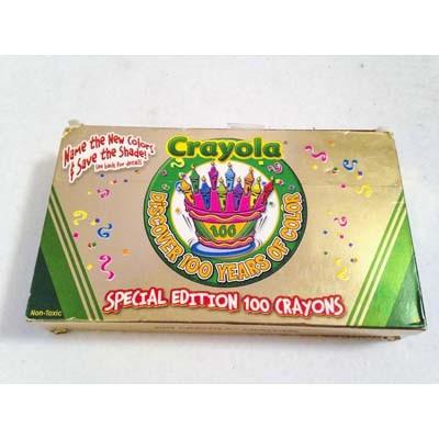 Crayola 100 Crayons
